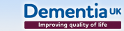 Logo Dementia UK