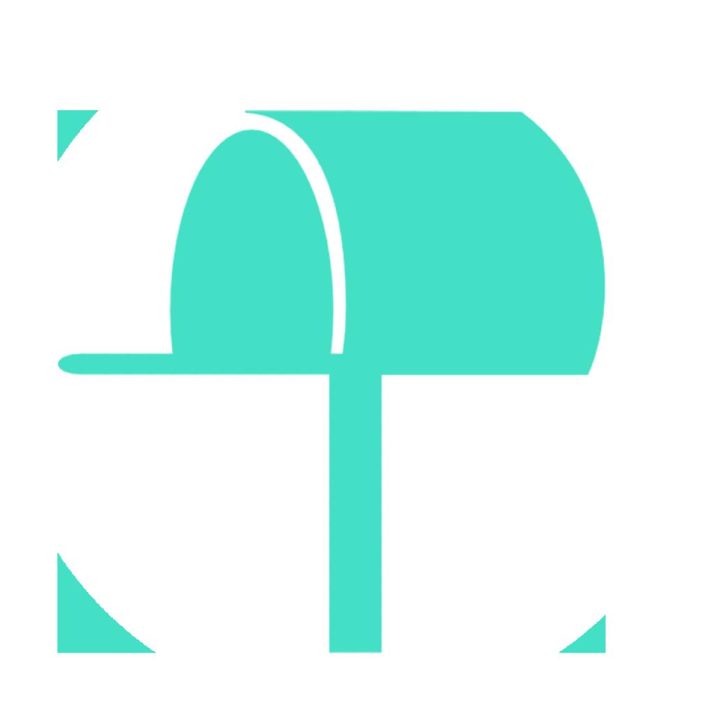 icon letter box