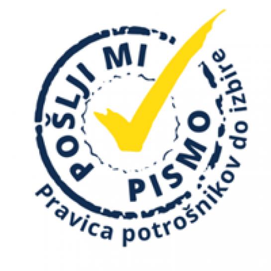 Slovenian campaign logo